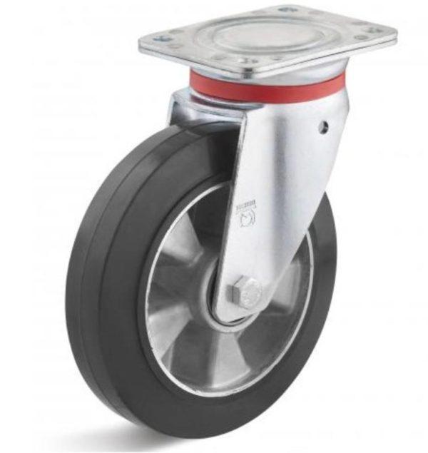 Forgó kerék 150kg teherbírású kiskocsihoz (100mm) E03052-04