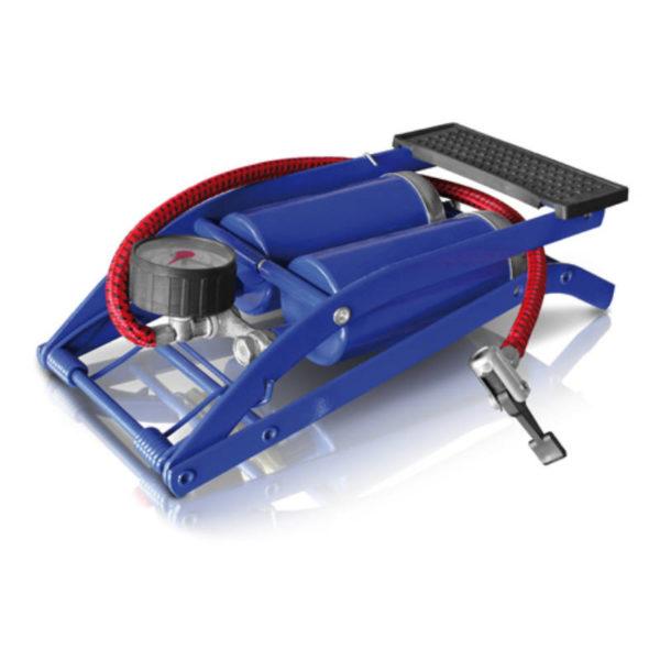 Erba lábpumpa pumpa fújtató kéthengeres 03028