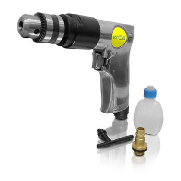 Erba levegős fúrógép 10mm-es tokmánnyal 18035
