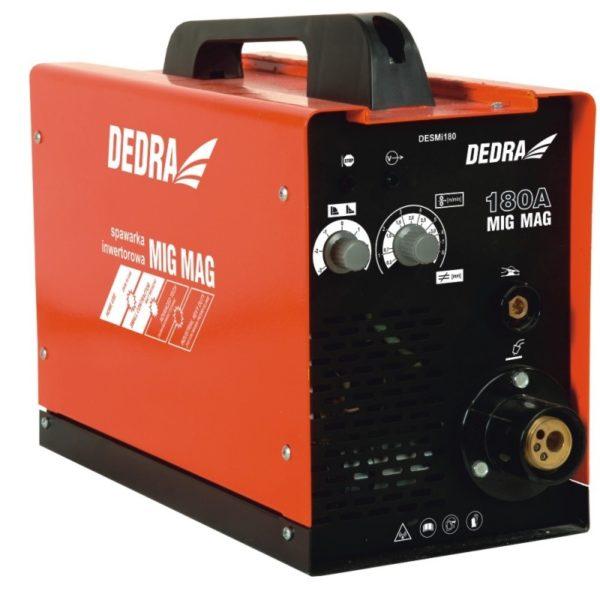 Dedra Inverteres hegesztőgép 180A MIG/MAG MMA funkcióval IGBT DESMi180