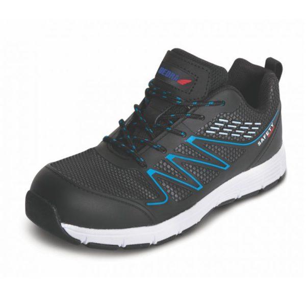 Dedra Munkavédelmi cipő M1 sport, méret: 43, SB SRC kat. BH9M1-43