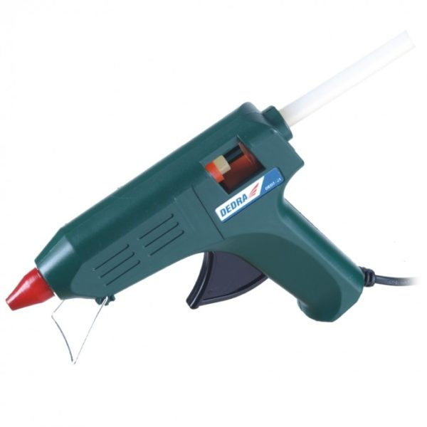 Dedra Ragasztópisztoly 80W, 11,2mm, 12-14g/min DED7551