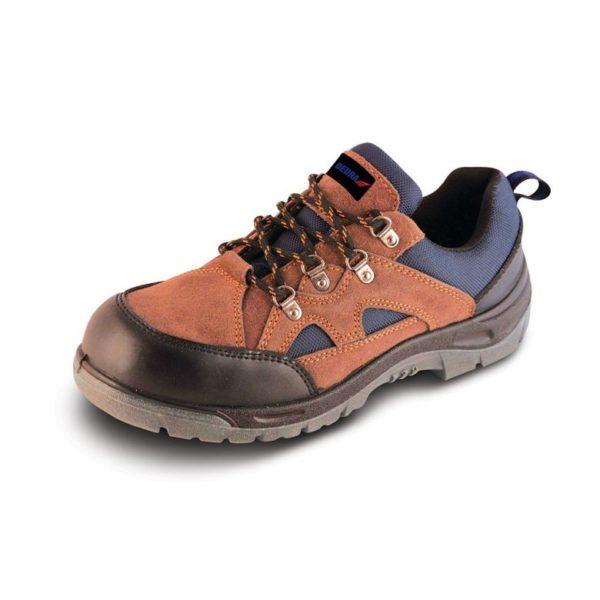 Dedra Munkavédelmi cipő P2, szarvasbőr, méret: 36, S1 SRC kat. BH9P2-36