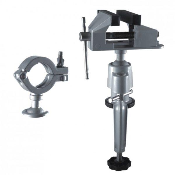 Dedra Szorítópofás modellező satu, 2 befogó 75/50mm, csuklóval 12A107