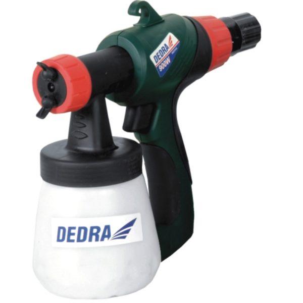 Dedra Szórópisztoly tartállyal DED7412-es géphez DED74121