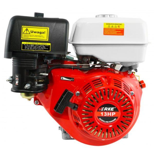Verke Benzinmotor 4 ütemű benzin üzemű motor 13 Le 389 cm3 25,4 mm V60259
