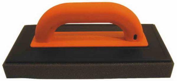 Simító ABS műanyag, lágy hab 275x135x30mm 106620
