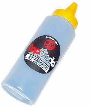 Kicsapózsinór festék – 120 gr – piros 600006