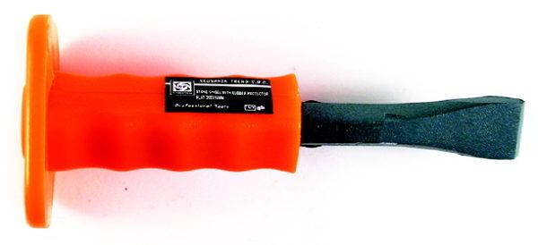 Laposvéső 300 mm, kézvédővel STSEKPL300CH