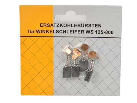 Szénkefe /125 blister-4szt./5x8x10 G00474