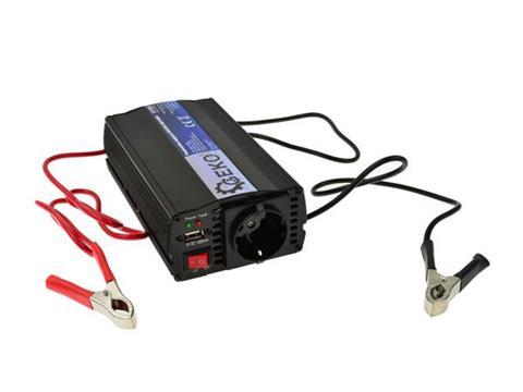 Geko feszültségátalakító inverter 24V/230V 500/1000W pill. G17005