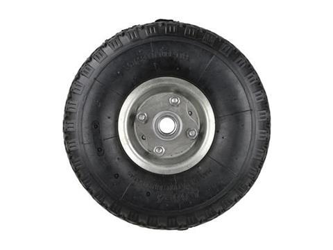 GEKO Molnárkocsi kerék fúvott, szerelhető fém felnis 4.00-4 (2PR) G71005