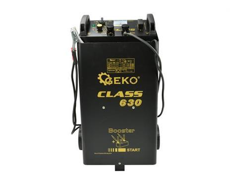 GEKO Akkumulátortöltő és indító CLASS 630 G80026