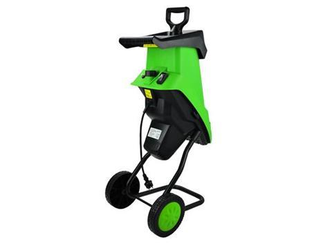 GEKO Elektromos ágaprító kerti szecskázó 2600W G81075