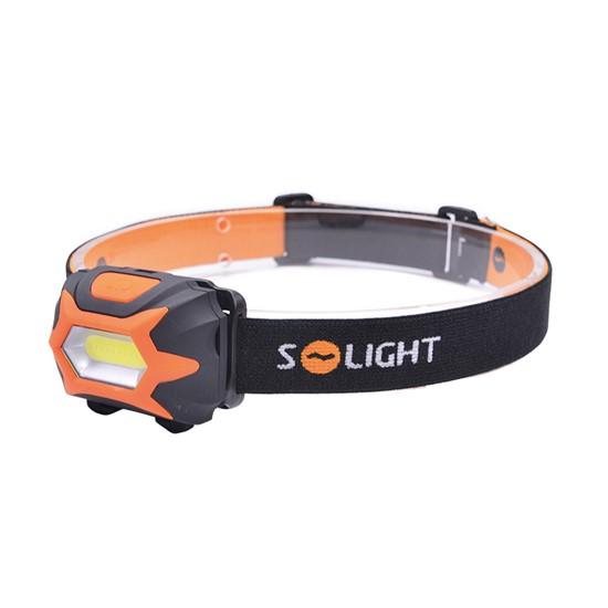 Solight LED fejlámpa szerelő lámpa 125 lm 3 x AAA WH25