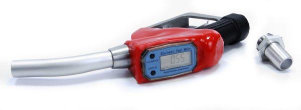 Mar-Pol üzemanyag töltő pisztoly digitális mérőórával LCD M66950
