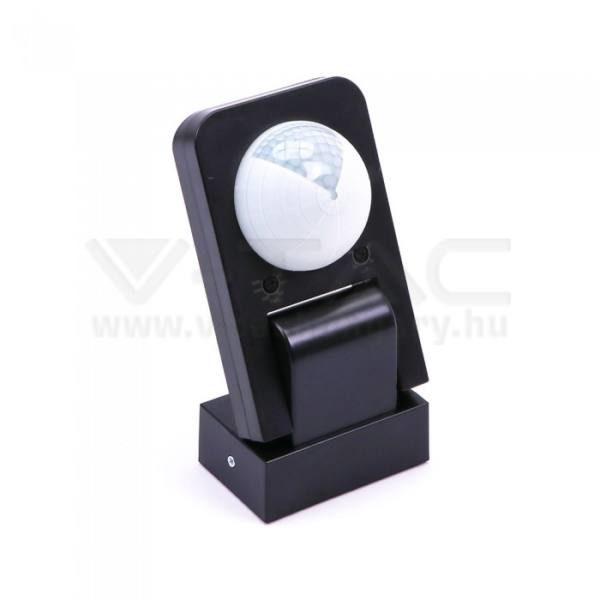 V-TAC infravörös mozgásérzékelő 360° 1000W állítható fekete  – 15011