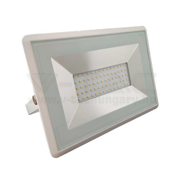 V-TAC 50W LED Reflektor SMD E-Sorozat Fehér színű 6500K – 5963