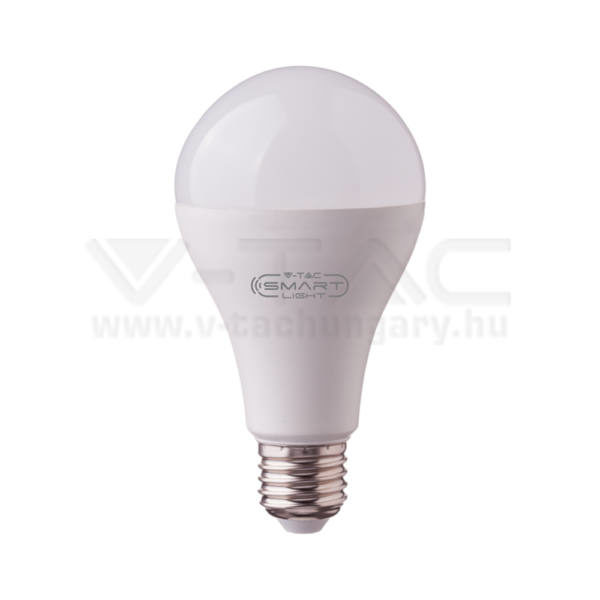 V-TAC LED SMART izzó – 20W E27 A95 3 az 1-ben (3000K-6000K) – 7470