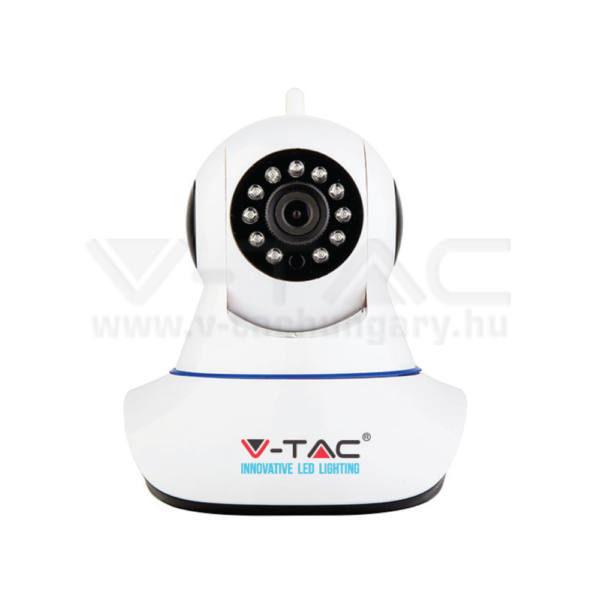 V-TAC SMART 720P beltéri kamera WIFI-s 2 irányú hang – 8377