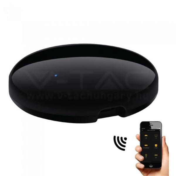 V-TAC WIFI infravörös univerzális távirányító Amazon Alexa és Google kompatibilis – 8651