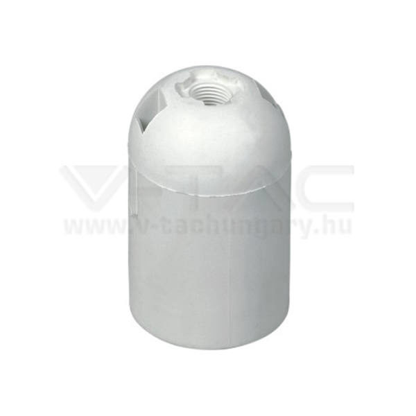 V-TAC E27 Foglalat fehér – 8750