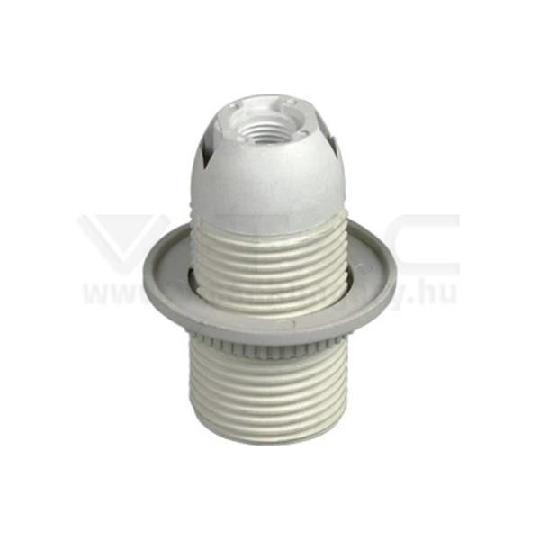 V-TAC E14 Foglalat fehér – 8751