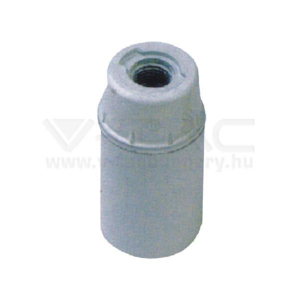 V-TAC E14 Foglalat fehér – 8753