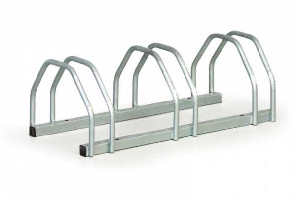 Kerékpártartó állvány 3 kerékpárra – 750x300x255mm 110131