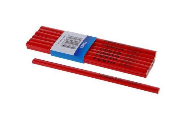 Ácsceruza asztalos ceruza HB 250 mm 13272