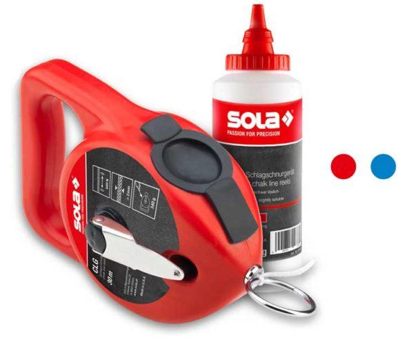 SOLA – CLG 30 SET R – Kicsapózsinór szett 30m