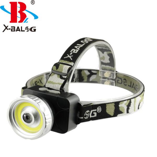 Fejlámpa ledes lámpa szerelő lámpa fej lámpa 2 funkciós BL-960