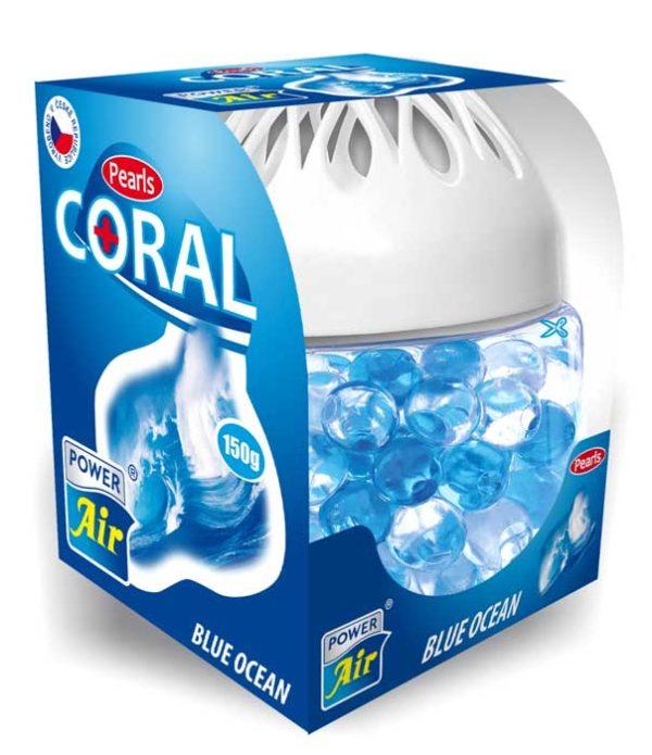 Háztartási légfrissítő CORAL PLUS OCEAN – 150g