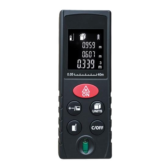 Lézeres távolságmérő, 0,05 – 40m