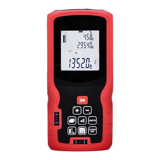 Lézeres távolságmérő, 0,05 – 80m