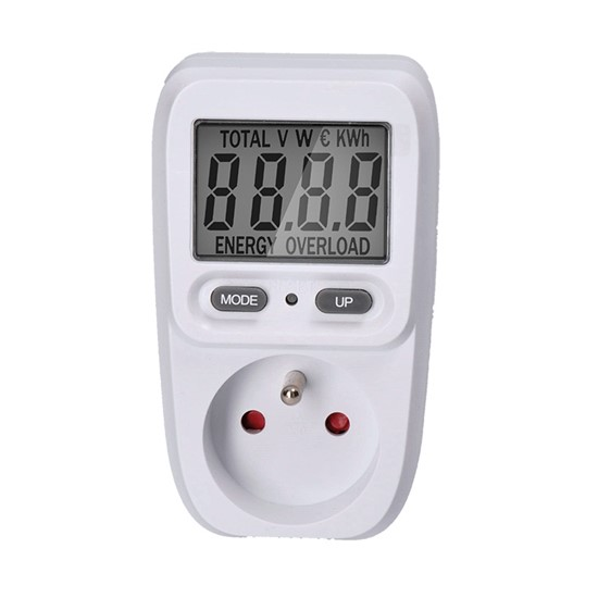Digitális áramfogyasztás mérő DT26