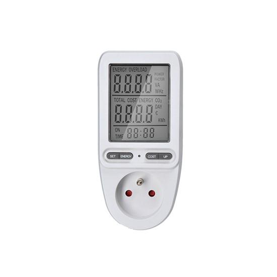 Digitális áramfogyasztás mérő DT27