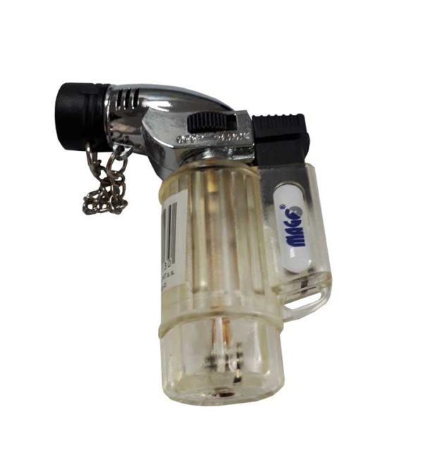 Mini gázégő gyújtó vihargyújtó öngyújtó 090014