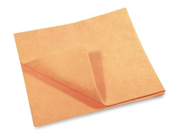 Felmosórongy, narancssárga 60×70 cm, 170 g, nem csomagolt