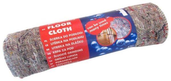 Felmosórongy nem szőtt, szürke 50×60 cm – csomagolt