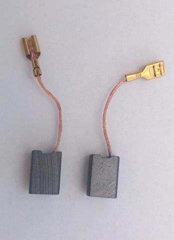 Cserélő szénkefék új UB125 new, párhoz