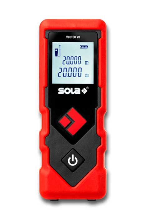 SOLA – Vector 20 – Lézeres távolságmérők 20m