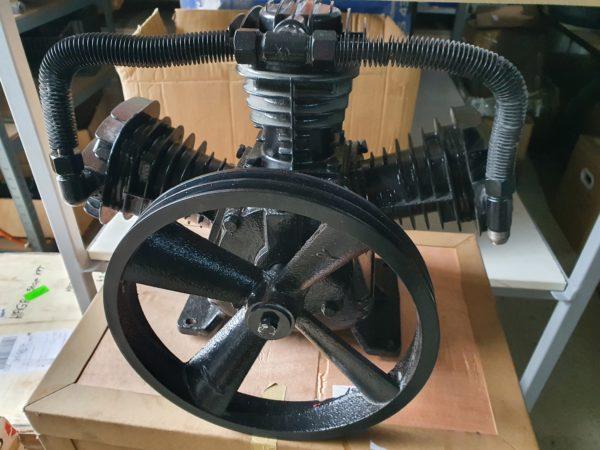 Geko 3 hengeres kompresszor egyszer használt G80314EH