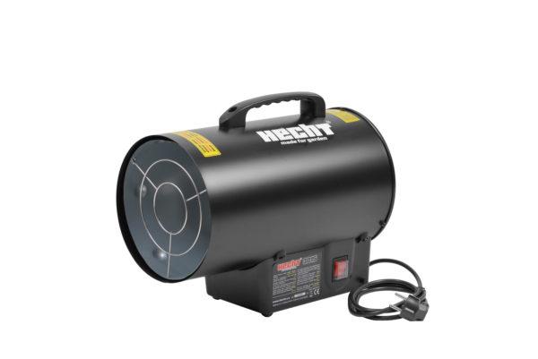 HECHT 3015 gázos hőlégbefúvó 15 kW tömlővel és reduktorral