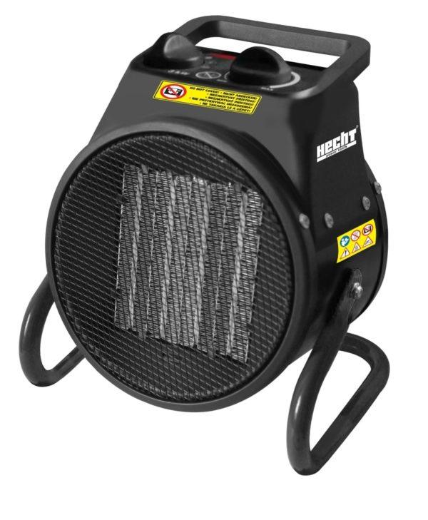 Hecht 3543 hősugárzó ventillátorral és termosztáttal 3000W
