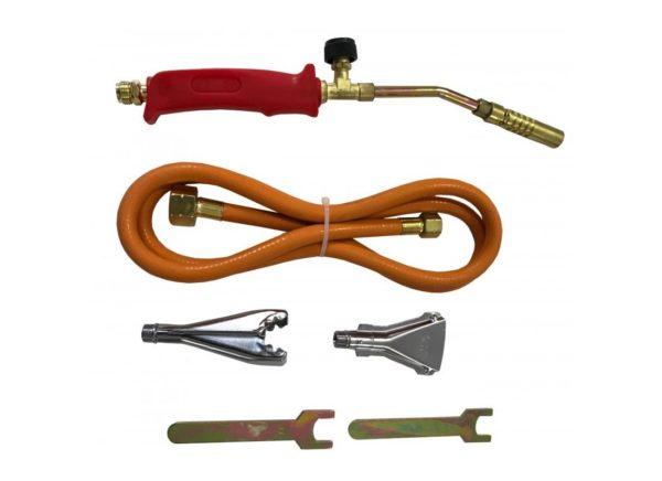 Verke forrasztó gázforrasztó készlet perzselő V07450