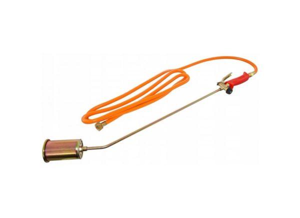 Verke V07453 gázperzselő, perzselő, disznóperzselő V07453