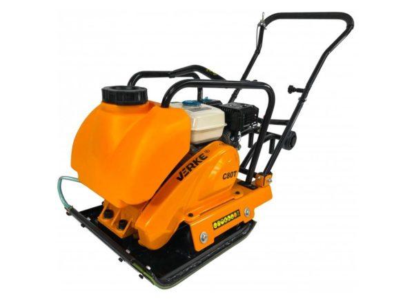 Verke V10111 benzinmotoros lapvibrátor 4,8 kW / 78 kg V10111