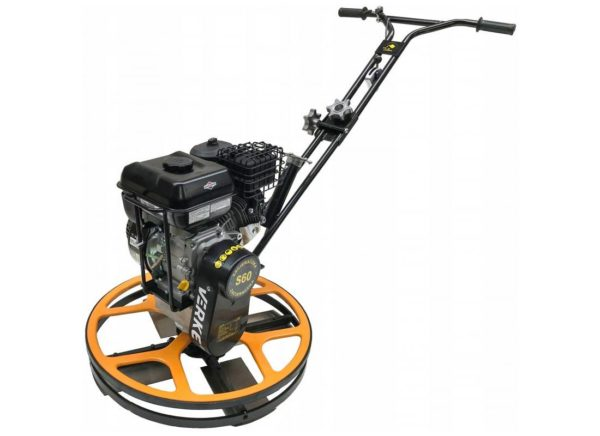 Verke V10135 benzines betonsimító 5 LE / 60 cm / 58 kg V10135