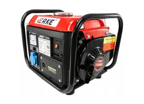 Verke V60200 áramfejlesztő generátor 750 W V60200
